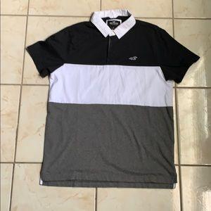 BRAND NEW Hollister POLO Shirt Large